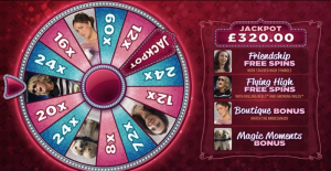 bridesmaids slots at dazzle casino